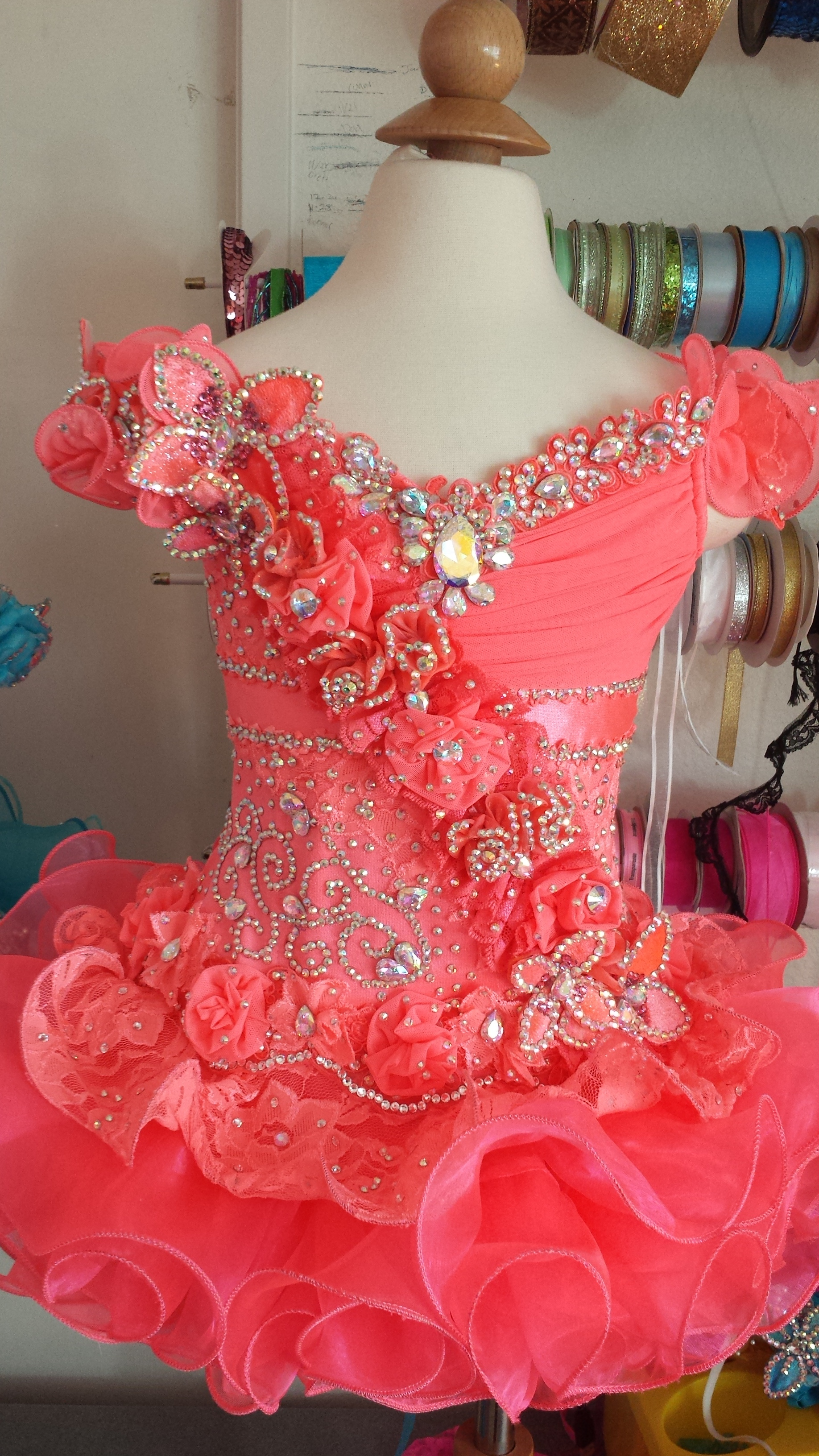 Glitz pageant dresses for rent - 20130710_124542 Jpg